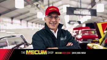 The Mecum Shop TV Spot, '2018 Official Merchandise' - Thumbnail 7