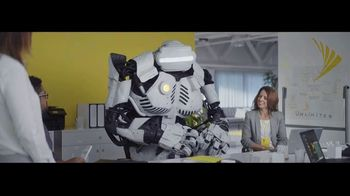 Sprint TV Spot, 'Rooftop: Five Lines' - 1036 commercial airings
