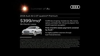 Summer of Audi Sales Event TV Spot, 'Promote Yourself' Song by The Creation [T2] - Thumbnail 7