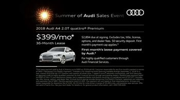 Summer of Audi Sales Event TV Spot, 'Promote Yourself' Song by The Creation [T2] - Thumbnail 8
