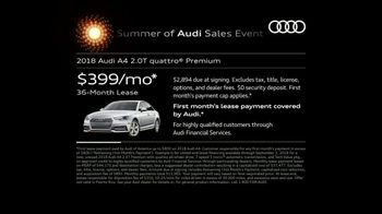 Summer of Audi Sales Event TV Spot, 'Promote Yourself' Song by The Creation [T2] - Thumbnail 9