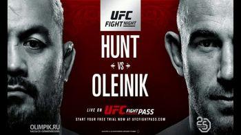 UFC Fight Night TV Spot, 'Hunt vs Oleinik' - Thumbnail 10