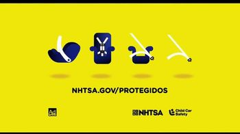 NHTSA TV Spot, 'Teen Titans: silla infantil' [Spanish] - Thumbnail 9