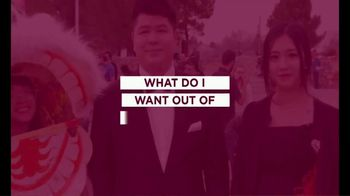 New Mexico State University TV Spot, 'What I Want' - Thumbnail 1