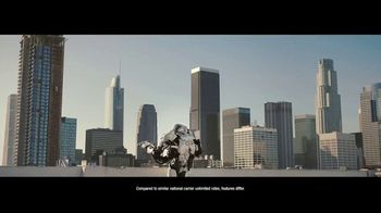 Sprint Unlimited Basic TV Spot, 'Rooftop: Five Lines' - Thumbnail 1
