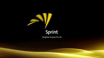 Sprint Unlimited Basic TV Spot, 'Rooftop: Five Lines' - Thumbnail 9