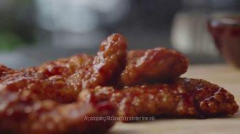 McDonald's Sweet N' Spicy Honey BBQ Glazed Tenders TV Spot, 'Like Grandma' - Thumbnail 8