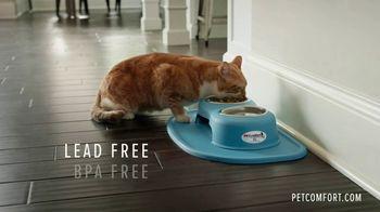 PetComfort Feeding System TV Spot, 'Raise Your Paw' - Thumbnail 7