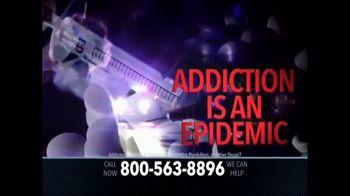 Addiction Healing Network TV Spot, 'An Epidemic' - Thumbnail 1