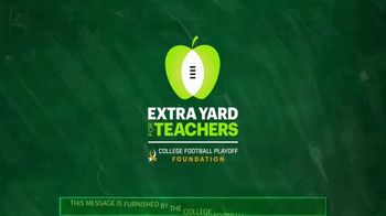 College Football Playoff Foundation TV Spot, 'Thank You: Mountain West' - Thumbnail 9