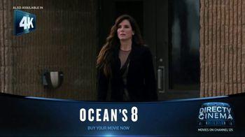 DIRECTV Cinema TV Spot, 'Ocean's 8' - Thumbnail 1