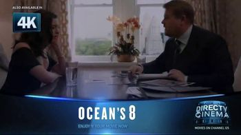 DIRECTV Cinema TV Spot, 'Ocean's 8' - Thumbnail 2