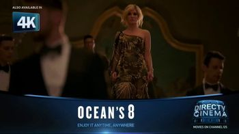 DIRECTV Cinema TV Spot, 'Ocean's 8'
