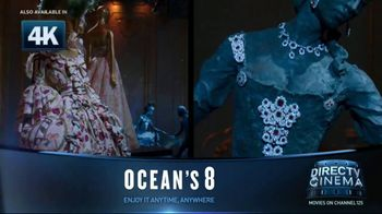 DIRECTV Cinema TV Spot, 'Ocean's 8' - Thumbnail 4
