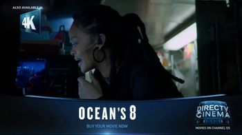 DIRECTV Cinema TV Spot, 'Ocean's 8' - Thumbnail 5