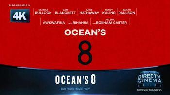 DIRECTV Cinema TV Spot, 'Ocean's 8' - Thumbnail 6