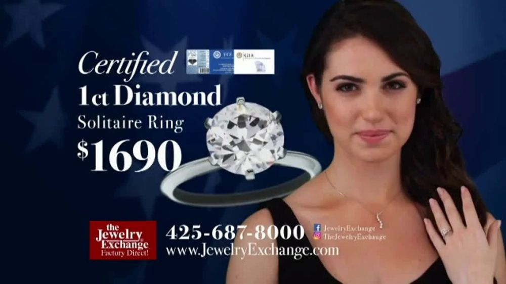 Jewelry Exchange TV Commercial, '2018 Labor Day'