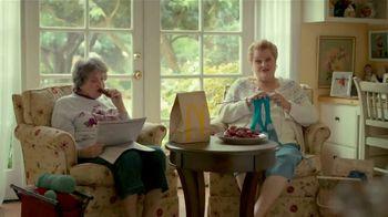 McDonald's Sweet N' Spicy Honey BBQ Glazed Tenders TV Spot, 'Sweater' - Thumbnail 2