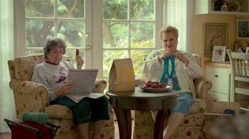 McDonald's Sweet N' Spicy Honey BBQ Glazed Tenders TV Spot, 'Sweater' - Thumbnail 4
