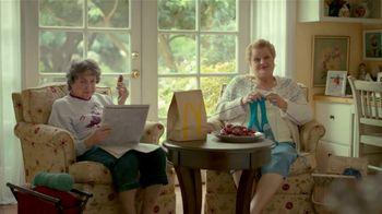 McDonald's Sweet N' Spicy Honey BBQ Glazed Tenders TV Spot, 'Sweater' - Thumbnail 5
