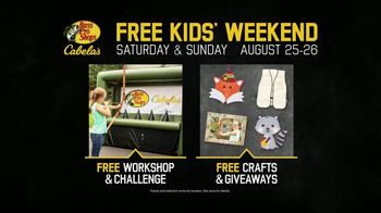 Bass Pro Shops Fall Hunting Classic TV Spot, 'Trade-In and Kids' Weekend' - Thumbnail 10