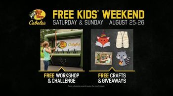 Bass Pro Shops Fall Hunting Classic TV Spot, 'Trade-In and Kids' Weekend' - Thumbnail 7