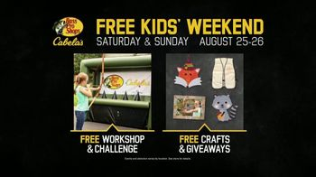 Bass Pro Shops Fall Hunting Classic TV Spot, 'Trade-In and Kids' Weekend' - Thumbnail 9