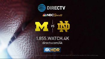 DIRECTV 4K TV Spot, 'Home for College Football' - Thumbnail 10