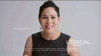 L'Oreal Paris Revitalift Triple Power TV Spot, 'Escépticas' [Spanish] - Thumbnail 4
