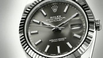 Rolex TV Spot, 'Flushing Fortnight' - Thumbnail 2
