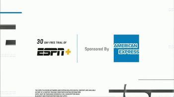 ESPN App TV Spot, 'ESPN Plus: 30 Days Free' - Thumbnail 7