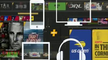 ESPN App TV Spot, \'ESPN Plus: 30 Days Free\'