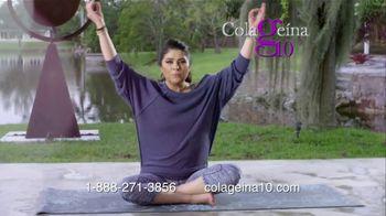 Colageína 10 TV Spot, 'Deten el tiempo' con Victoria Ruffo [Spanish] - Thumbnail 3