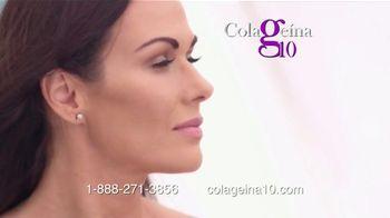 Colageína 10 TV Spot, 'Deten el tiempo' con Victoria Ruffo [Spanish] - Thumbnail 4