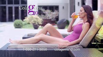 Colageína 10 TV Spot, 'Deten el tiempo' con Victoria Ruffo [Spanish] - Thumbnail 5