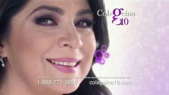 Colageína 10 TV Spot, 'Deten el tiempo' con Victoria Ruffo [Spanish] - Thumbnail 6