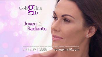 Colageína 10 TV Spot, 'Deten el tiempo' con Victoria Ruffo [Spanish] - Thumbnail 7