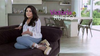 Colageína 10 TV Spot, 'Deten el tiempo' con Victoria Ruffo [Spanish]