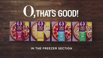 O, That's Good! Pizza TV Spot, 'Love at First Slice' Feat. Oprah Winfrey - Thumbnail 10