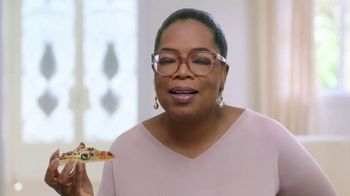 O, That's Good! Pizza TV Spot, 'Love at First Slice' Feat. Oprah Winfrey - Thumbnail 9