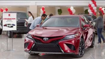 Toyota Liquidación Nacional TV Spot, 'Las increíbles ofertas' [Spanish] [T2] - Thumbnail 2