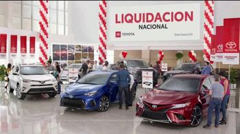 Toyota Liquidación Nacional TV Spot, 'Las increíbles ofertas' [Spanish] [T2] - Thumbnail 4