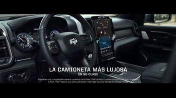 Ram 1500 TV Spot, 'Tecnología: Trabajo Duro' [Spanish] [T1] - Thumbnail 5
