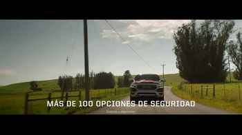 Ram 1500 TV Spot, 'Tecnología: Trabajo Duro' [Spanish] [T1] - Thumbnail 7