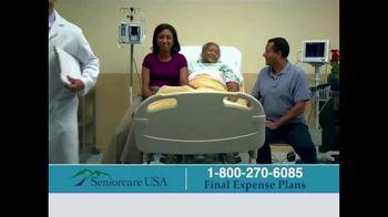 SeniorcareUSA TV Spot, 'Final Expense Insurance' - Thumbnail 1
