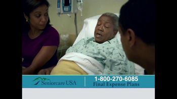 SeniorcareUSA TV Spot, 'Final Expense Insurance' - Thumbnail 2