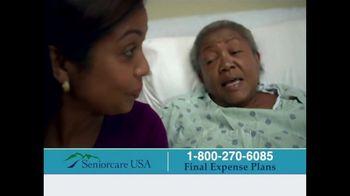SeniorcareUSA TV Spot, 'Final Expense Insurance' - Thumbnail 4