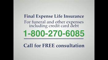 SeniorcareUSA TV Spot, 'Final Expense Insurance' - Thumbnail 5