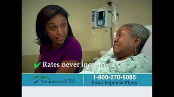 SeniorcareUSA TV Spot, 'Final Expense Insurance' - Thumbnail 8
