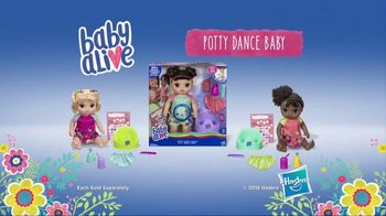 Baby Alive Potty Dance Baby TV Spot, 'Help Baby Go Potty' - Thumbnail 8